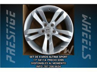 AROS ALTIMA SPORT 17