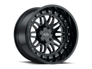 BLACK RHINO FURY 20X9.5 22X11.5 22X11.5 Puerto Rico Aros Y Gomas Inc.