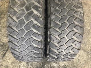 2 GOMAS 295-70-17 NITTO TRACCION Puerto Rico Import Tire