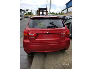 Mitsubishi ASX 2011 en piezas Puerto Rico Junker Ramos Auto Piezas Inc.