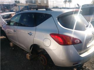 #166 2010 Nissan Murano SUV SL  Puerto Rico JUNKER EXPRESS/DBA JUNKER PETER