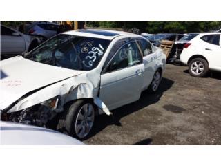#204 2009 Honda Accord 000 Puerto Rico JUNKER EXPRESS/DBA JUNKER PETER