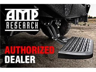 AMP Research Dealer Autorizado en P.R. Puerto Rico PRECISION AUTO CONCEPTS