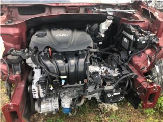 Motor Hyundai Santa Fe sport 2.4  Puerto Rico CORREA AUTO PIEZAS IMPORT