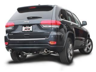 WK2 Grand Cherokee 2011-2018 Cat-BacK Exhaust Puerto Rico Borla Exhaust (iParts Borla Exhaust Distributors)