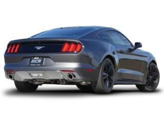 Mustang V6 2015-2017 Cat-Back™ Exhaust S-Type Puerto Rico Borla Exhaust (iParts Borla Exhaust Distributors)