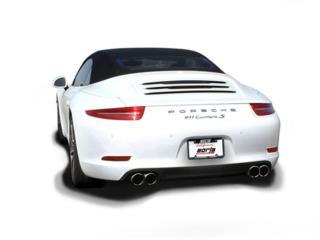 Porsche 991 S/ 4S 2013-2015 Cat-Back™ Exhaust Puerto Rico Borla Exhaust (iParts Borla Exhaust Distributors)