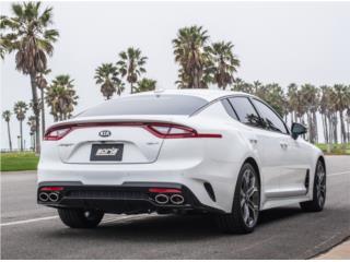 Kia Stinger 2018 Cat-Back™ Exhaust S-Type  Puerto Rico Borla Exhaust (iParts Borla Exhaust Distributors)