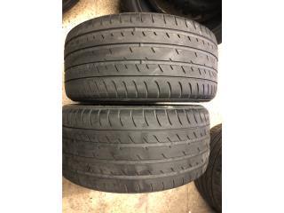 2 GOMAS 255-40-18 TOYO Puerto Rico Import Tire