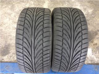 2 GOMAS 235/50/17 PRACTICAMENTE NUEVAS!!!! Puerto Rico Import Tire