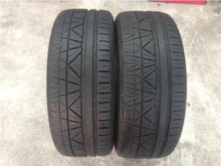 2 GOMAS 285/35/19 NITTO INVO Puerto Rico Import Tire