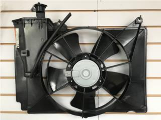 FAN MOTOR ECHO Y RAV4(00-03) Puerto Rico CENTRAL ORIGINAL PARTS