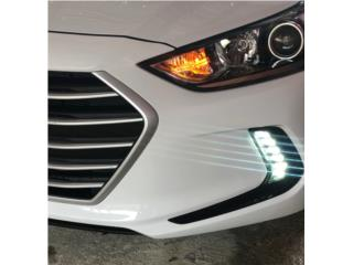 FOG LIGHTS ELANTRA 2017-2018 Puerto Rico MUSIC ON AUTO ACCESSORIES INC.