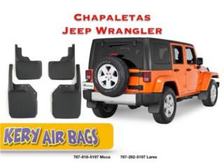 Chapaletas jeep wrangler Puerto Rico Kery Air Bags And Body Parts