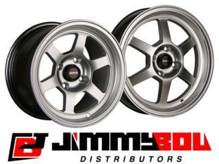 TRAKLITE Drag Racing Wheelset /13x8 /15x3.5 Puerto Rico JIMMY BOU DISTRIBUTORS