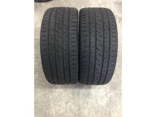 2 GOMAS 255/40/19 CONTINENTAL Puerto Rico Import Tire