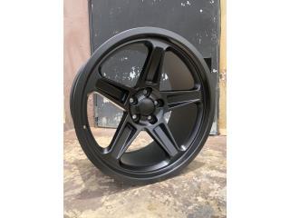 Demon wheels charger challenger  Puerto Rico PR AUTO CUSTOM