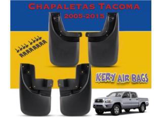 Chapaletas Tacoma 2005-2015 Puerto Rico Kery Air Bags And Body Parts