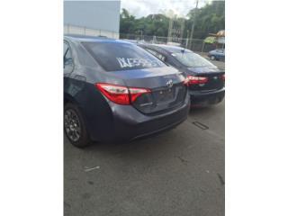 #208 2014 Toyota Corolla Puerto Rico JUNKER EXPRESS/DBA JUNKER PETER