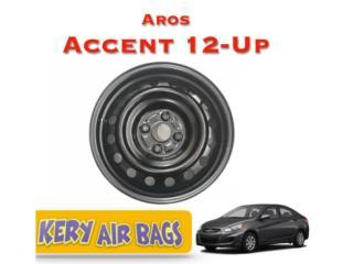 Aros Latas Accent 12-Up nuevos  Puerto Rico Kery Air Bags And Body Parts