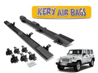 Estribos de Jeep Wrangler (Estilo Original) Puerto Rico Kery Air Bags And Body Parts