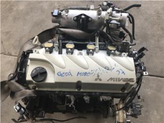 Motor Mitsubishi Galant 2.4 Mivec Puerto Rico Top Solution Speed