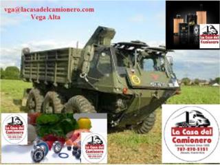 FILTROS PARA EQUIPOS MILITARES PUERTO RICO Puerto Rico  La Casa del Camionero