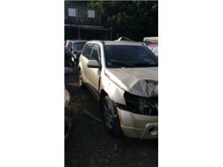 #102 2006 Suzuki Grand Vitara Premium SUV Puerto Rico JUNKER EXPRESS/DBA JUNKER PETER