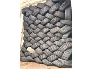 4 Gomas Usadas 265-70-17 Dunlop Puerto Rico GOMERA PIPE.COM