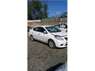 #113 2014 Nissan Versa  Puerto Rico JUNKER EXPRESS/DBA JUNKER PETER