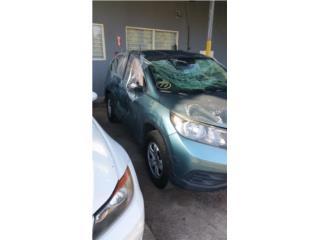 #115 2013 Honda CR-V Puerto Rico JUNKER EXPRESS/DBA JUNKER PETER