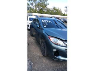 #119 2013 Mazda MAZDA3 Puerto Rico JUNKER EXPRESS/DBA JUNKER PETER