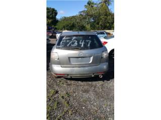 #120 2011 Mazda CX-7 Puerto Rico JUNKER EXPRESS/DBA JUNKER PETER