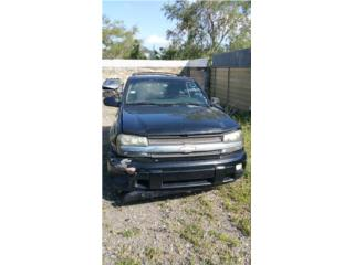 #129 2002 Chevrolet TrailBlazer LS SUV  Puerto Rico JUNKER EXPRESS/DBA JUNKER PETER