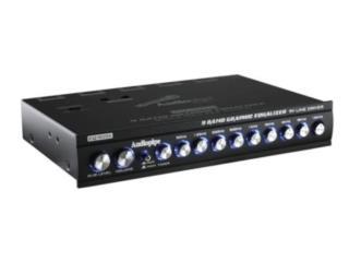 Audiopipe PreAmp 9 bandas 9 Volt Puerto Rico Top Electronics