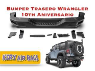 Bumper trasero wrangler 10th Aniversario  Puerto Rico Kery Air Bags And Body Parts