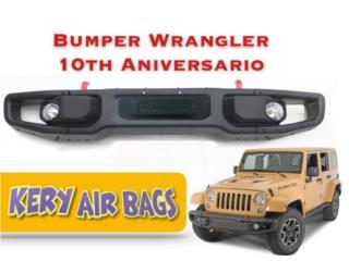 Bumper Jeep wrangler 10th Aniversario  Puerto Rico Kery Air Bags And Body Parts