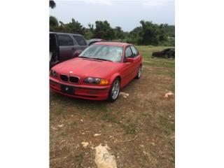 #399 1999 BMW 3 Series SEDAN Puerto Rico JUNKER Solution