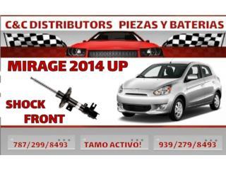 BOTELLAS PARA MIRAGE 2014 UP Puerto Rico C & C DISTRIBUTORS BATERIA 8am a 5pm 939-279-8493
