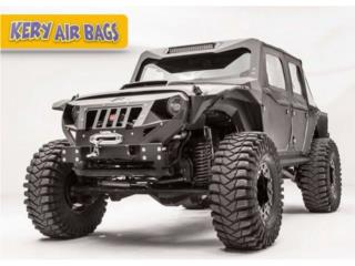 Bumper metal jeep Wrangler  Puerto Rico Kery Air Bags And Body Parts