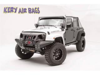 Bumper metal Wrangler Puerto Rico Kery Air Bags And Body Parts