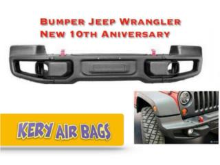 Bumper wrangler 10th Aniversio  Puerto Rico Kery Air Bags And Body Parts