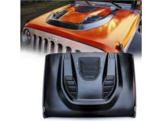 Bonete Jeep Wrangler New 10th Aniversario  Puerto Rico Kery Air Bags And Body Parts