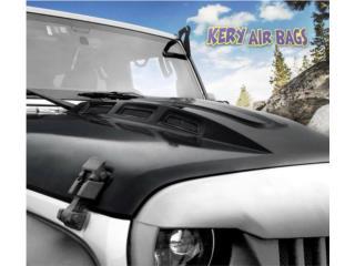 Bonete Jeep Wrangler  Puerto Rico Kery Air Bags And Body Parts