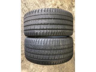 2 GOMAS 285-35-18 PIRELLI P ZERO Puerto Rico Import Tire