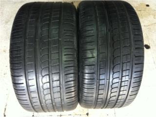 2 GOMAS 285/35/19 PIRELLI Puerto Rico Import Tire
