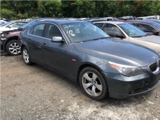 #1206 2007 BMW 5 Series 525i Puerto Rico EURO JUNKER