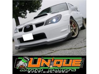 Front Lip Subaru Impreza 06-07 Puerto Rico UNIQUE AUTO PARTS