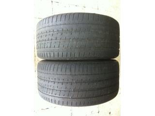 2 GOMAS 285/35/20 PIRELLI P ZERO Puerto Rico Import Tire