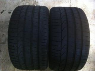 2 GOMAS 295/30/20 PIRELLI Puerto Rico Import Tire